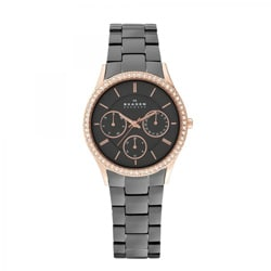 Skagen Women's Stainless Steel Chronograph Watch