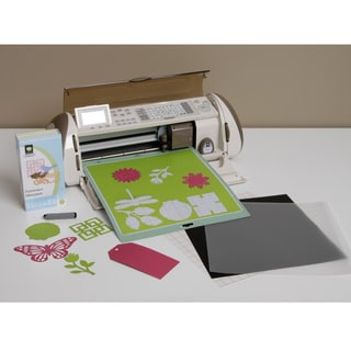Cricut Expression Die Cutting Machine with Bonus Home Decor Pack