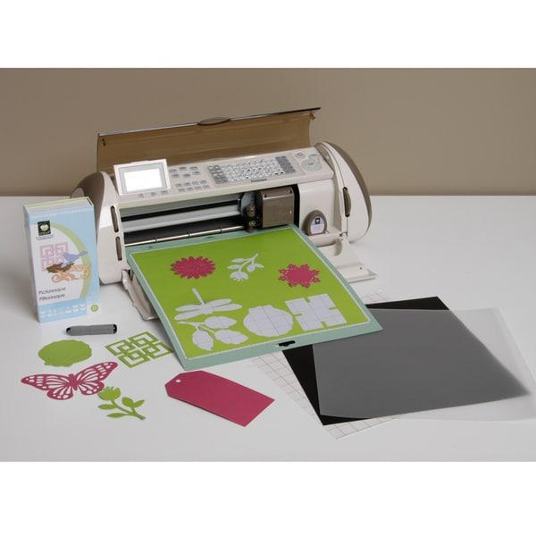 Cricut Expression Die Cutting Machine with Bonus Home Decor Pack