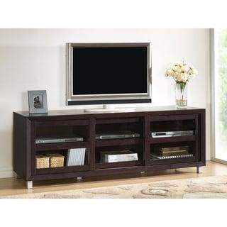 Pacini Dark Brown TV Cabinet