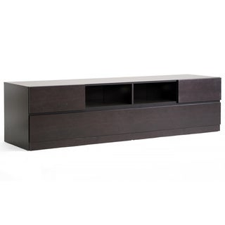 LOVATO Dark Brown TV Cabinet