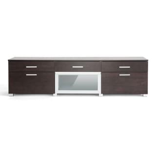 Basilio Dark Brown TV Cabinet