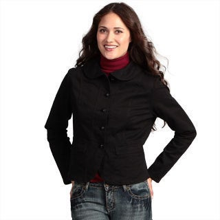 Live a Little Women's Seamed Jacket