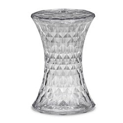 Prisma Transparent Stool