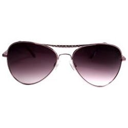 Hotties Women's HT-E764 Rose Pink Aviator Sunglasses