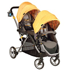 Contours Options LT Tandem Stroller in Valencia