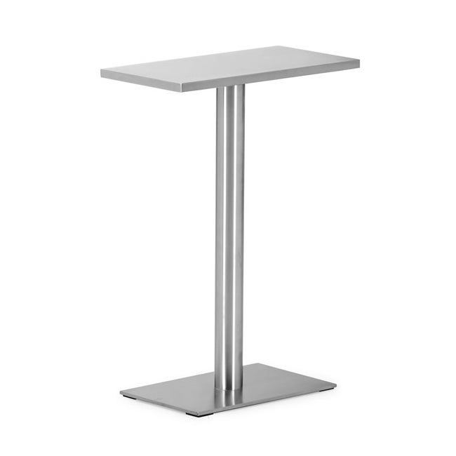 Dawlish Stainless Steel Console Table