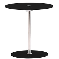 Radical Black Side Table
