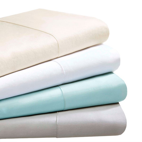 Premier Comfort 300 Thread Count Moisture Wicking Pima Silk Touch King-size Pillowcases (Set of 2)