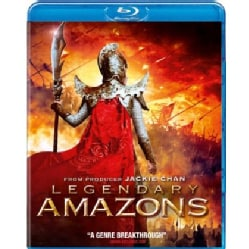 Legendary Amazon (Blu-ray Disc)
