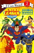 Meet the Justice League (Paperback)