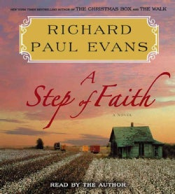 A Step of Faith (CD-Audio)