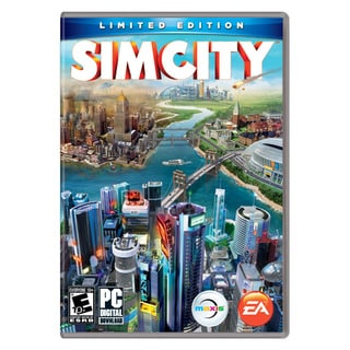 PC - Simcity Limited Edition