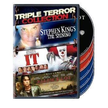 Stephen King TV Collection (DVD)