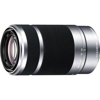 Sony SEL-55210 55 mm - 210 mm f/4.5 - 6.3 Zoom Lens for E-mount