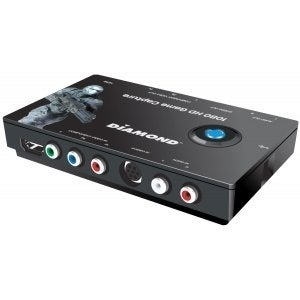DIAMOND USB 2.0 GC1000 HD 1080 Game Console Video Capture Device