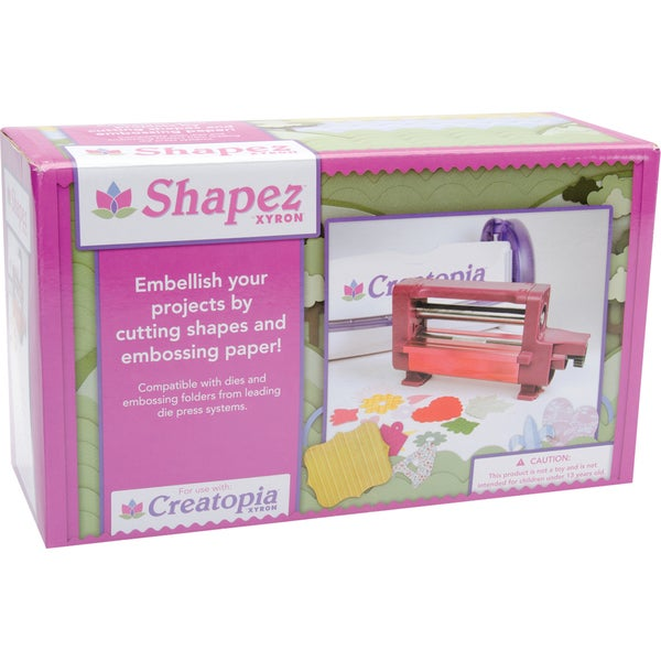 Creatopia Shapez Die Press