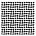 Crafter's Workshop Templates 12X12-Houndstooth