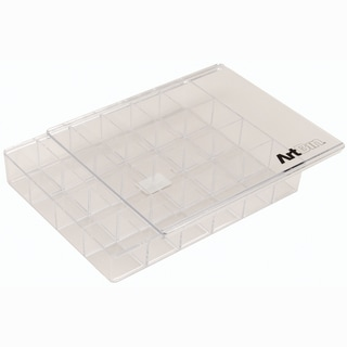 ArtBin Slide 'n Store 24 Compartments-Transparent