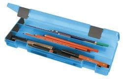 ArtBin Pencil Box- Translucent Blue