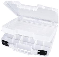 ArtBin Quick View Deep Base Carrying Case w/Lift-Out Tray- Translucent