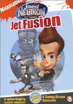 Jimmy Neutron: Jet Fusion (DVD)