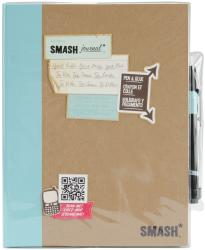 Retro Blue SMASH Folio-RETRO BLUE
