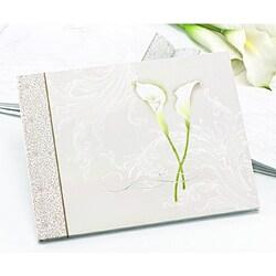 HBH Calla Lily Guest Book
