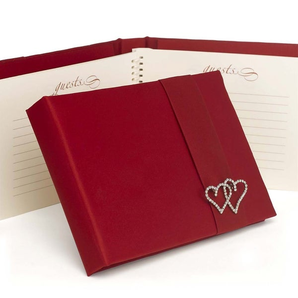 Claret With All My Heart Guest Book