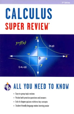 Calculus Super Review (Paperback)