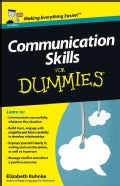 Communication Skills for Dummies: UK Edition (Paperback)
