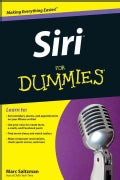 Siri for Dummies (Paperback)
