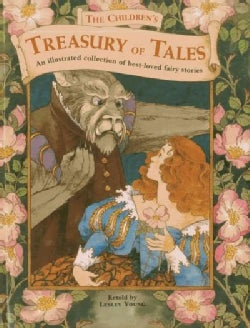 The Children's Treasury of Tales: An Illustrated Collection of Best-loved Fairy Stories (Hardcover)