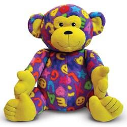 Melissa & Doug Beeposh Ricky Monkey