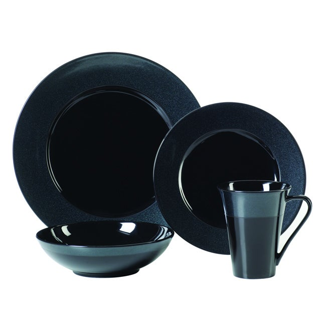 Sasaki Galaxy 16-piece Dinnerware Set