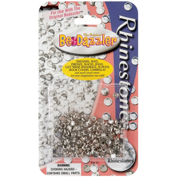 SAS Group Be Dazzler Glittering Rhinestone Refill 150/Package - Clear