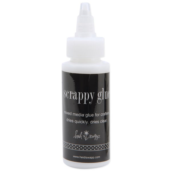 Heidi Swapp Acid-free Scrappy Glue for Mixed Media (Two Ounces)