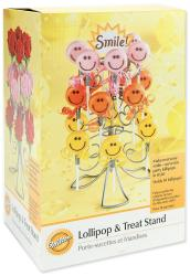 Lollipop & Treat Stand-Holds 18 Treats 6