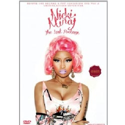 Nicki Minaj/Kevin MacLeod/Laura Troth - Nicki Minaj: The Lost Footage: Unauthorized (Not Rated)