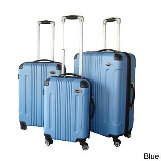 N.Y. Cargo Park Avenue 3-piece Hardside Spinner Luggage Set