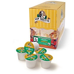 Van Houtte Cafe Amazonia Blend, Organic Fair Trade Coffee K-Cups for Keurig Brewers