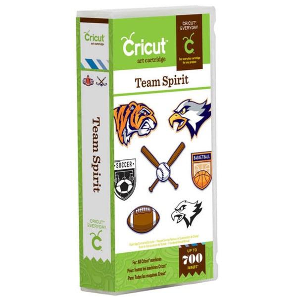 Cricut 'Team Spirit' Cartridge