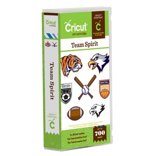 Cricut 'Team Spirit' Cartridge