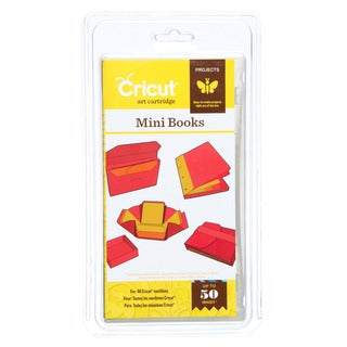 Cricut 'Mini Books' Cartridge