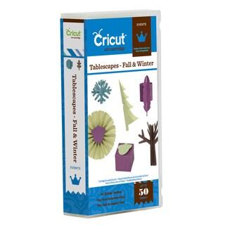 Cricut 'Fall & Winter' Cartridge