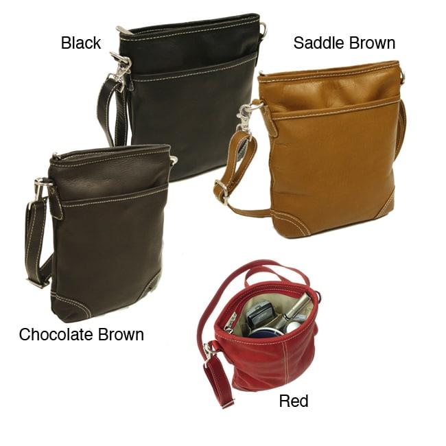 Piel Leather Women's Medium Vertical Handbag