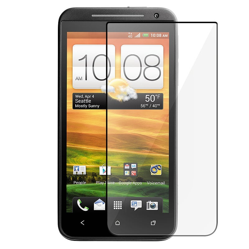 INSTEN Clear Screen Protector for HTC EVO 4G LTE