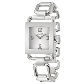 Coach Women's 'Legacy Harness' Stainless Steel Watch