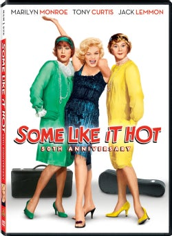 Some Like It Hot 50th Anniversary Edition (DVD)