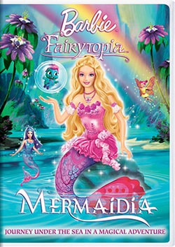 Barbie Fairytopia: Mermaidia (DVD)